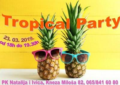 Tropical Party za decu